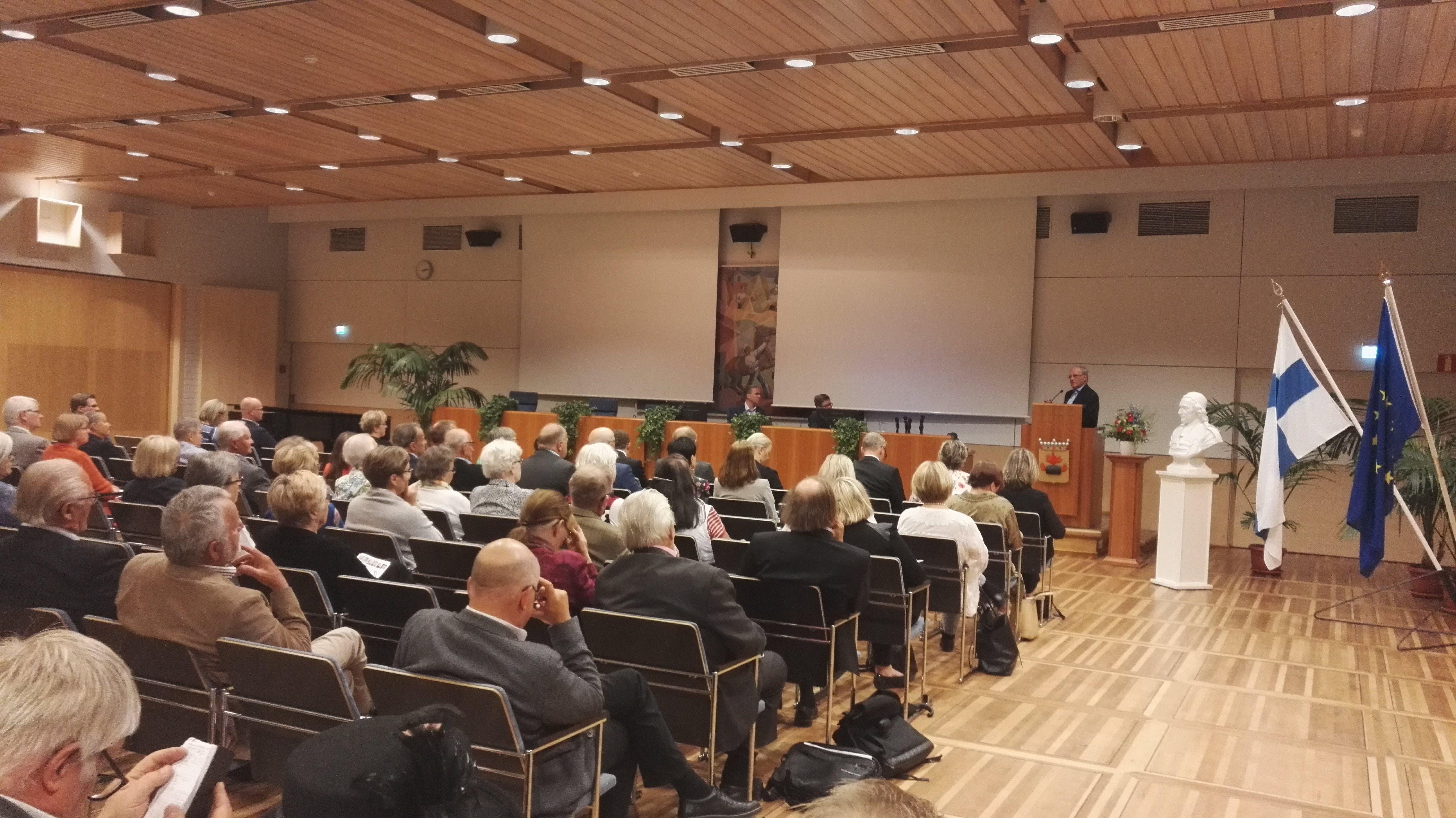 Chydenius-seminaari keskustelee Suomen EU-puheenjohtajuuskauden teemoista