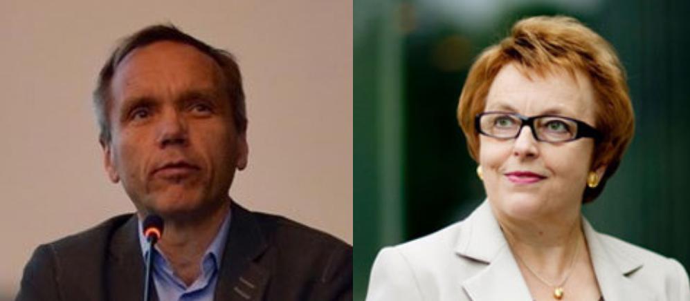 Björn Vikström ja Aino Sallinen jatkavat Chydenius-säätiön hallituksen johdossa